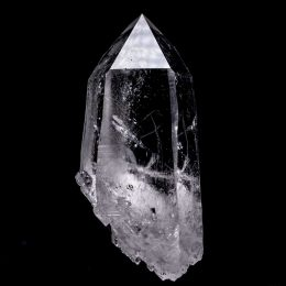 Totally Crystallized Colombian Silver Light Quartz Crystal – Video Below!